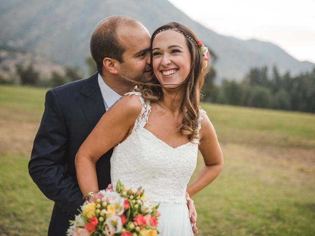 Cómo llegar relajados al día de su matrimonio