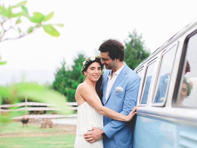 Por qué elegir una furgoneta vintage para su matrimonio