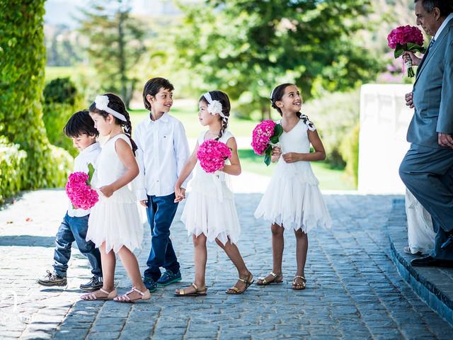 ¿Cómo elegir los trajes para los pajes de su matrimonio?