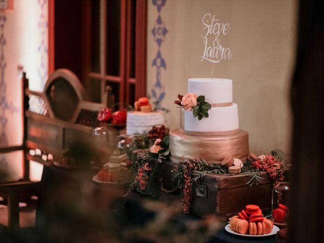 ¿Por qué servimos la torta de novios en los matrimonios?