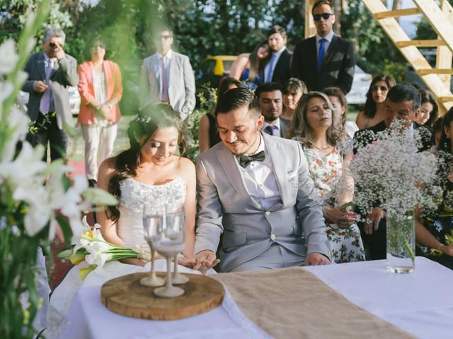 ¿Cómo sentar a los invitados en la ceremonia?