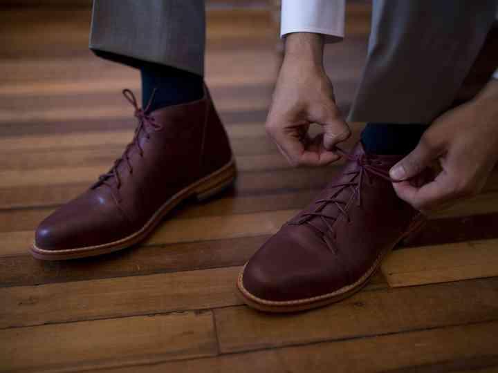 Los Zapatos Del Novio Claves Para Acertar