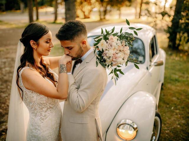 Qué preguntarle al proveedor del auto de matrimonio