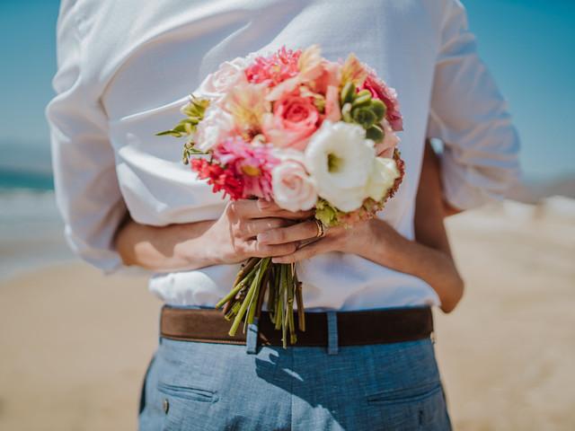 Detalles para los invitados que no podrán asistir al matrimonio
