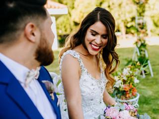 6 señales que indican que han encontrado el lugar indicado para celebrar su matrimonio