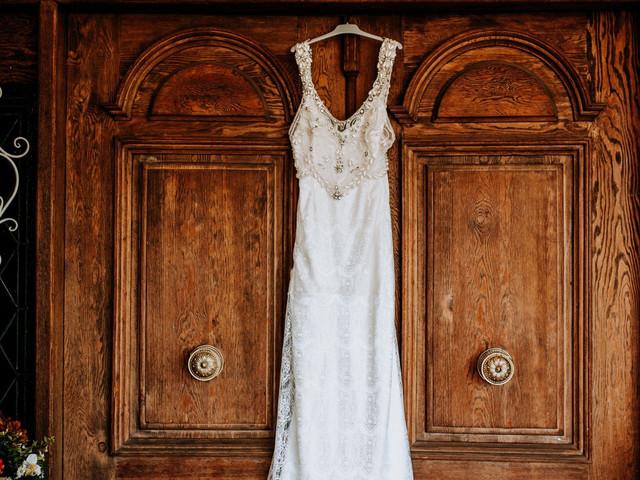 Cómo cuidar tu vestido de novia después del matrimonio