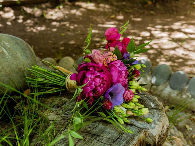 ¡El otoño ya está aquí! 7 hermosas flores de temporada para decorar el matrimonio