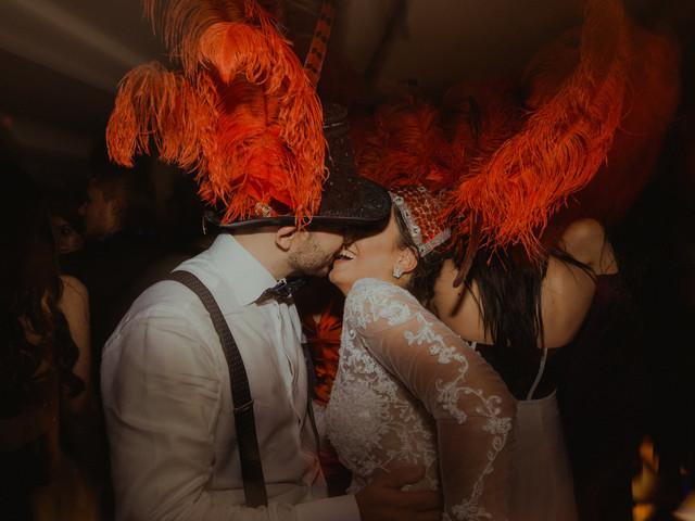 Qué tipos de cotillón incluir en su fiesta de matrimonio