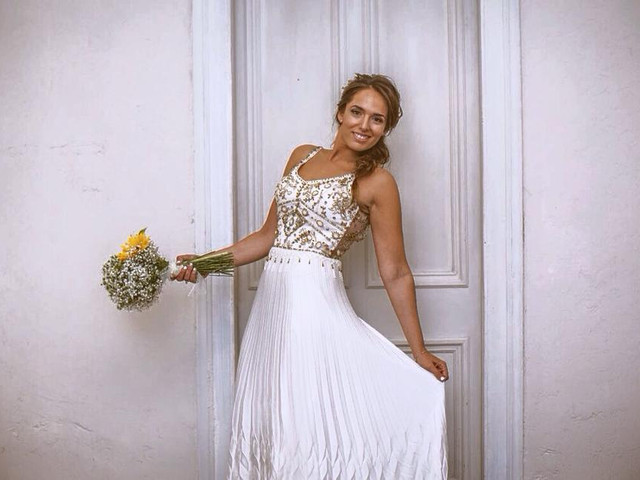 Cómo cuidar tu vestido antes del matrimonio