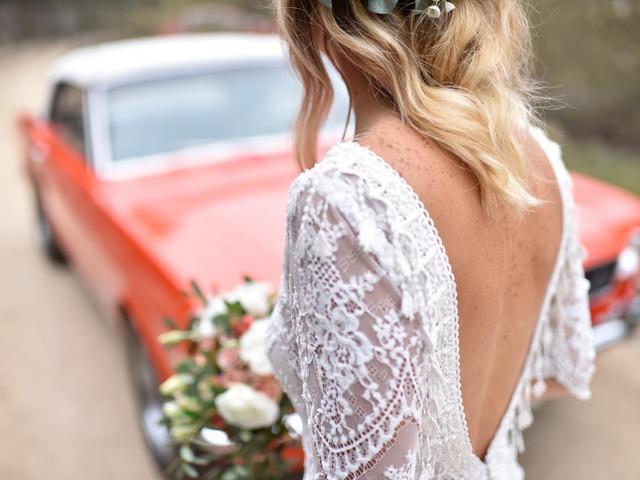 Elige tu vestido de novia según la época del año