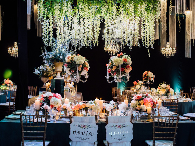 7 consejos para darle un toque invernal a la decoración de su matrimonio