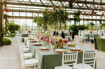 La mantelería del matrimonio: hora de vestir la mesas y subir el nivel de la decoración