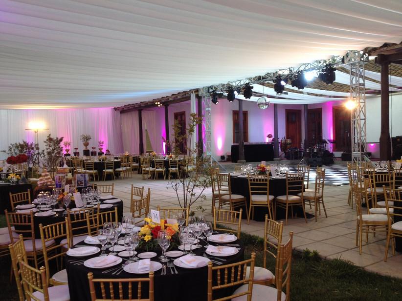 Viña Casa Donoso - Salón decoración para matrimonios