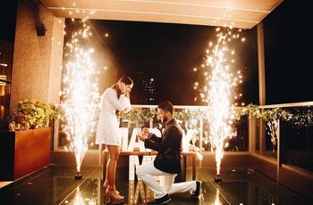 ¿Por qué pedir matrimonio en Año Nuevo?
