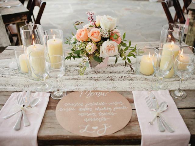 Centros de mesa para matrimonio: ideas para personalizarlos