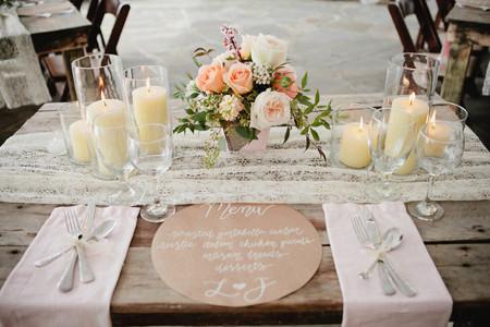 Centros de mesa para matrimonio: ideas para elegir el indicado
