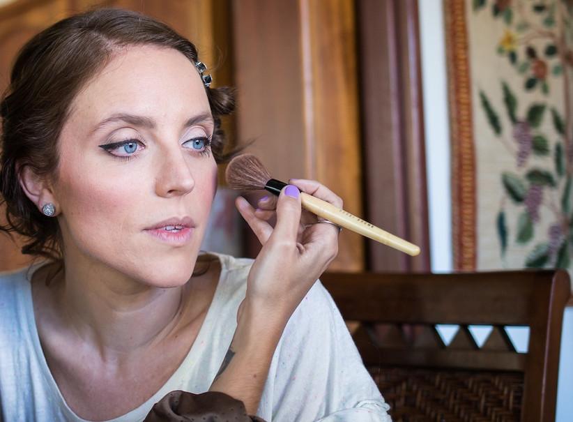 Belén Cámbara Make up