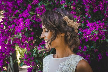 55 peinados recogidos para la novia