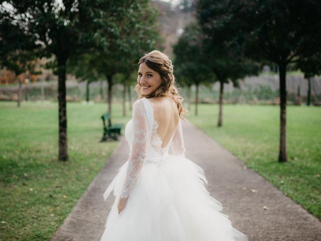 6 inspiradores peinados para novias de otoño