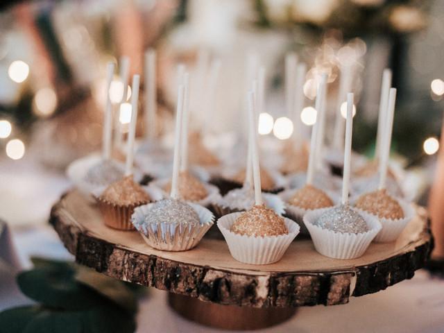 ¿Cake pops para la mesa de dulces? ¡Sí, quiero!