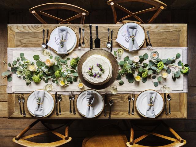 Cómo decorar las mesas si se casan en 2020: 6 ideas para inspirarse