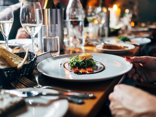 Cómo organizar el catering de su matrimonio