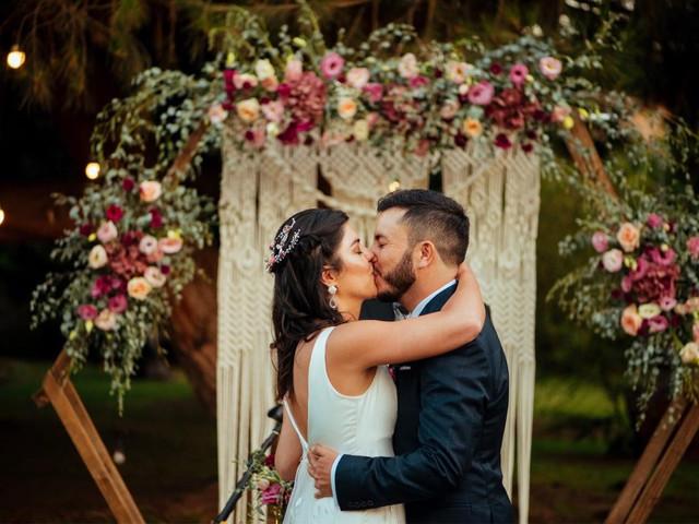 ¿Arcos como altar para su matrimonio civil? 7 ideas para inspirarse