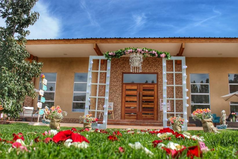 Gran Hacienda Paraíso - Entrada principal
