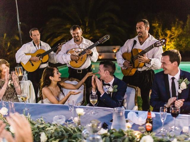 Música en vivo en momentos importantes de su matrimonio