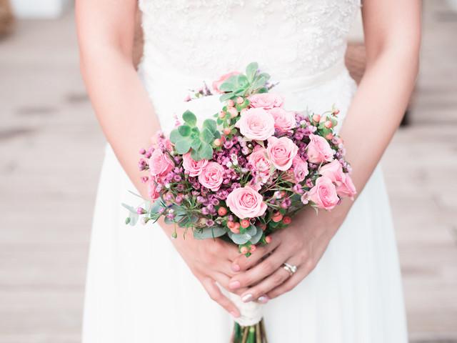 6 ramos de novia para matrimonios en primavera