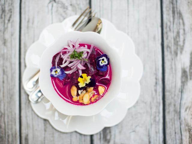 Las 10 entradas más deliciosas (y hermosas) para incluir en el menú de matrimonio