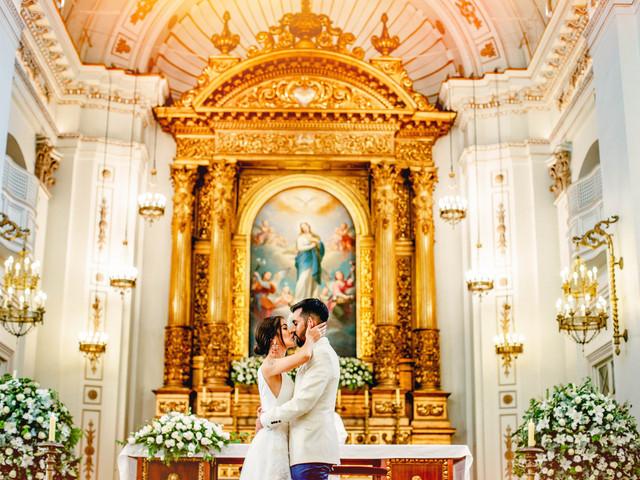 """Cómo decorar la iglesia en la que se dirán """"sí, quiero"""""""