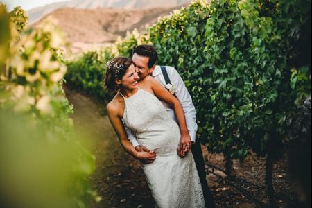 Por qué casarse en un viñedo es siempre una buena opción