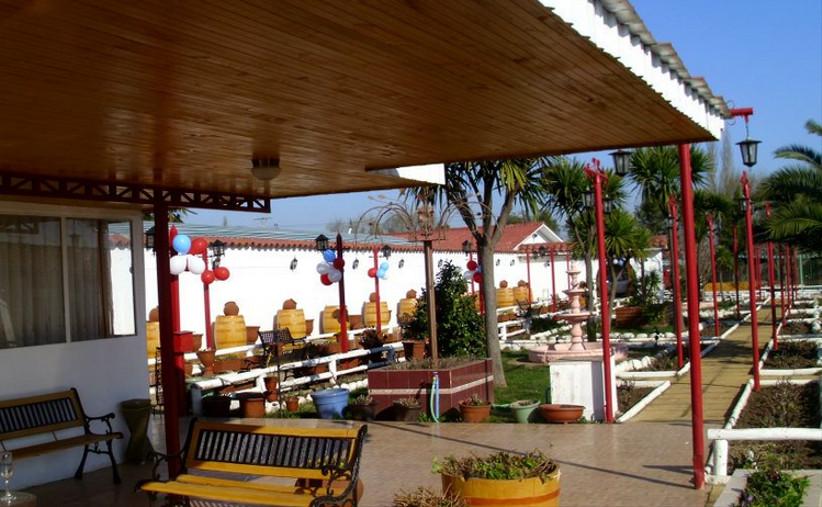 Centro Don Jorge - Exterior