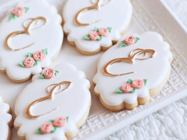 35 galletas para endulzar el banquete de matrimonio y enamorar cada uno de sus invitados