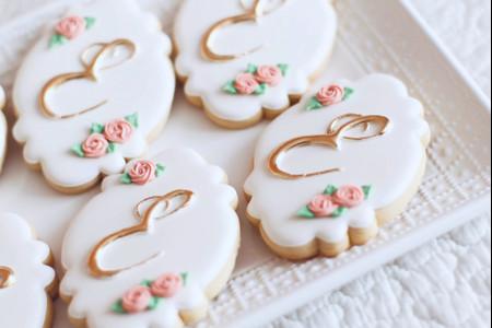 35 galletas para endulzar el banquete de matrimonio y enamorar a cada uno de sus invitados