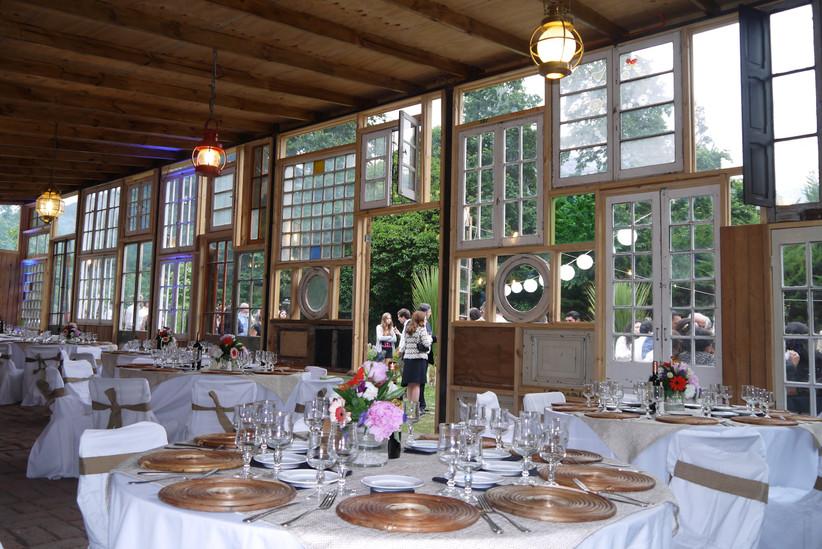 Salón El Manzano - Interior sala