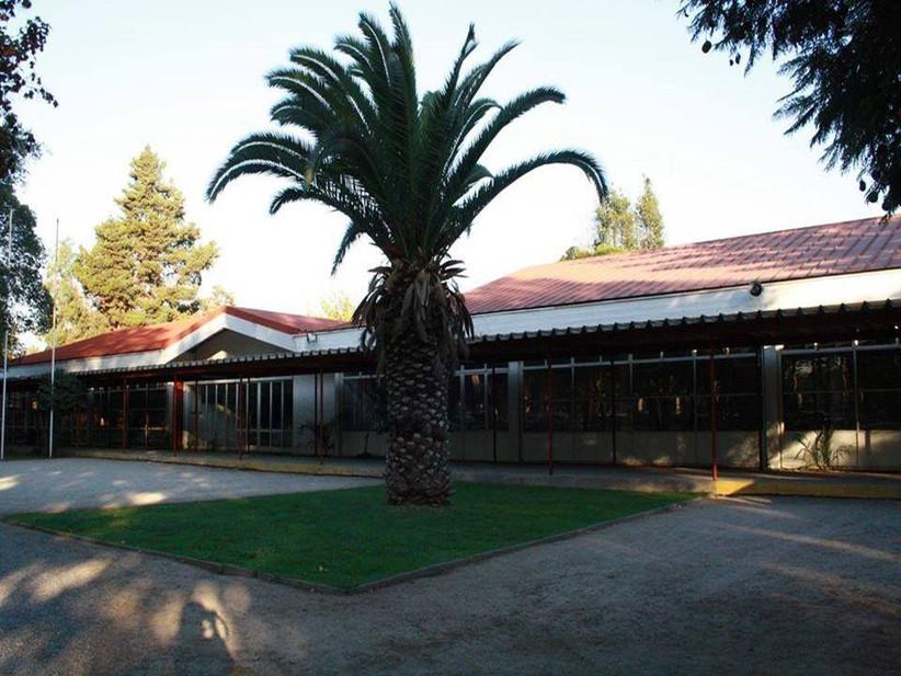 El Carmen - Exterior del edificio