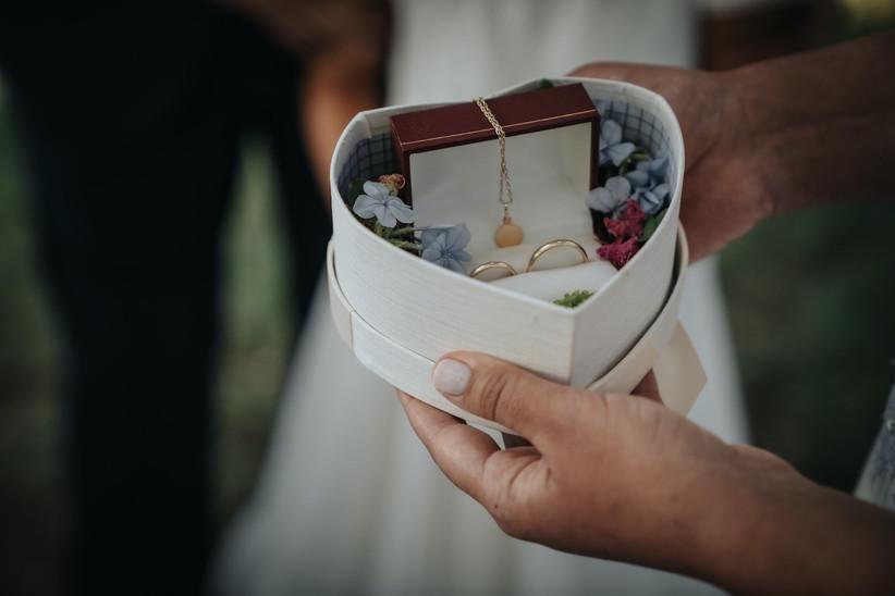 Pinceladas de Bodas - Ceremonias