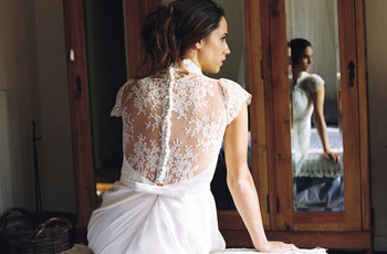 ¿Elegir el vestido de novia en pareja? Una pregunta que cada vez suena más