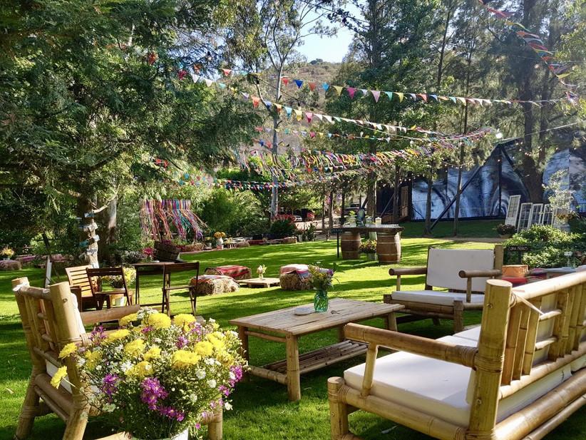 Gran Hacienda Paraíso - Jardin