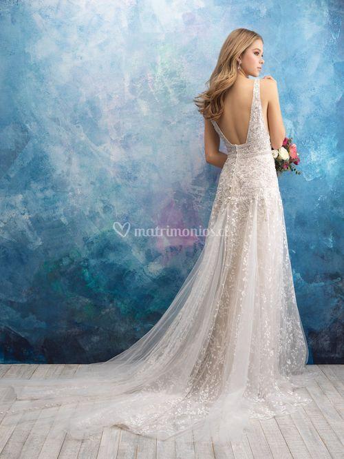 9572, Allure Bridals