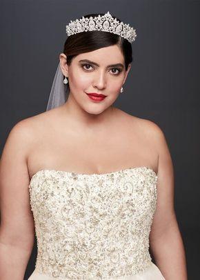 8000923 curvy, David's Bridal