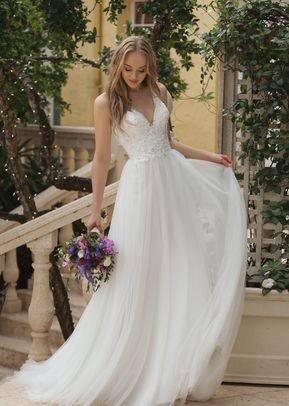 44105 Ivory, Sincerity Bridal