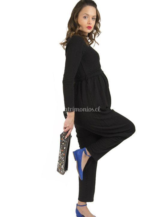 magdalena negro, Madremía