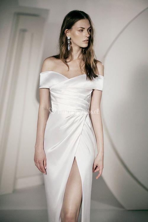 SHANNON, Alon Livné White