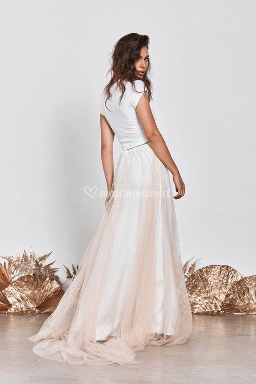 shimmy skirt, Grace Loves Lace