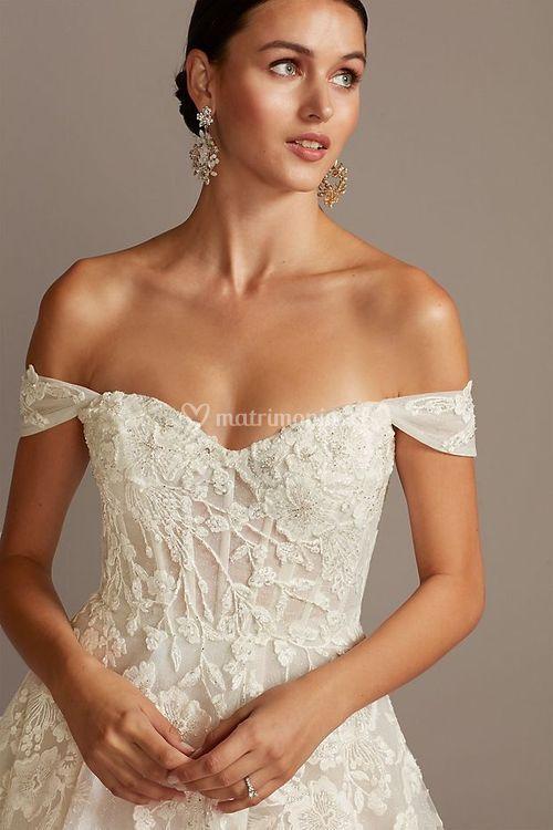 SWG834, David's Bridal