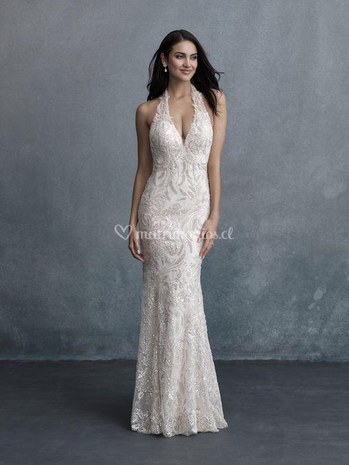 C592, Allure Bridals