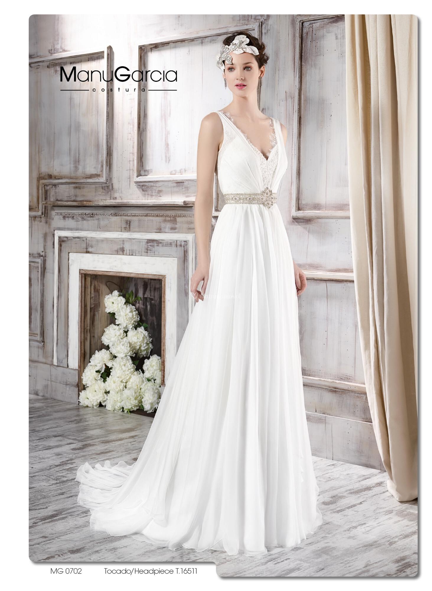 Imagenes de vestidos de novia corte imperio